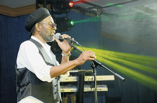Reggae legend William 'Bunny Rugs' Clarke of the group Third World has died.  (Photo Credit: The Jamaica Observer)