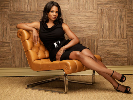 Tony award-winning actress Audra McDonald. (Photo Credit: Andrew Eccles for ABC)