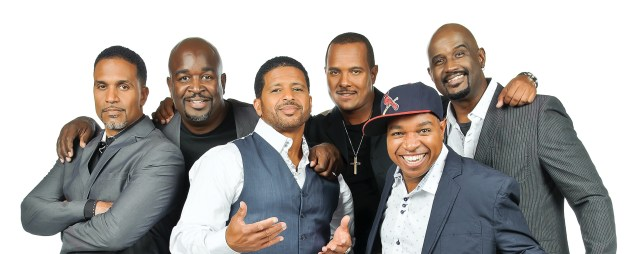 A Capella Legends Take 6 discuss 25 years in the business.  (Photo Credit: Google Images)