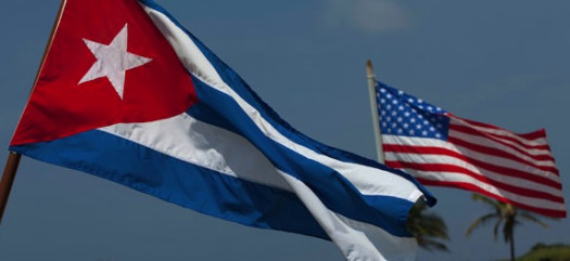 Cuban Americans met in Miami on Saturday to discuss how to normalize relations with Cuba and end the five decade-long United States embargo against the communist-run island. (Photo Credit: Google Images)