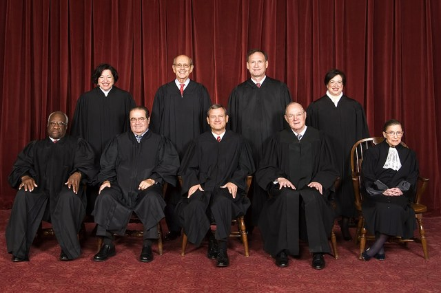 The United States Supreme Court.  (Photo Credit: Wikipedia)