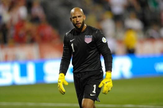 Team USA soccer goalie Tim Howard.  (Google Images)