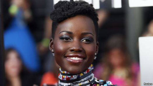 """Twelve Years a Slave"" Actress Lupita Nyong'o (Photo Credit: voanews.com)"