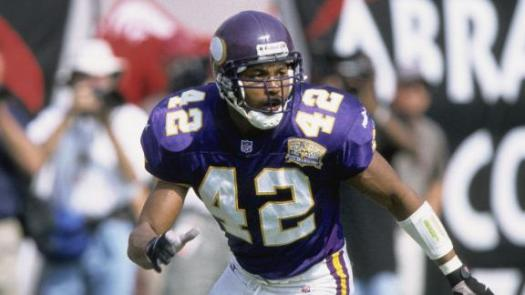 Former Minnesota Vikings Safety Orlando Thomas dies at 42.  (Photo Credit: Google Images)