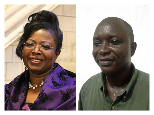 FGM Activist Efua Dorkenoo and Dr. Sheik Humar Khan, who dedicated his life to fighting Ebola died in 2014.