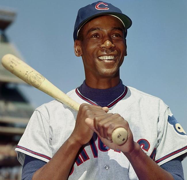 Baseball great Ernie Banks has passed away at 83.  (Photo Credit: Google Images)