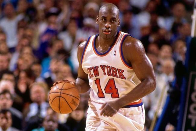 cheaper 77c42 7c2c7 Anthony Mason: Former NBA Star Dies at 48 | The Burton Wire