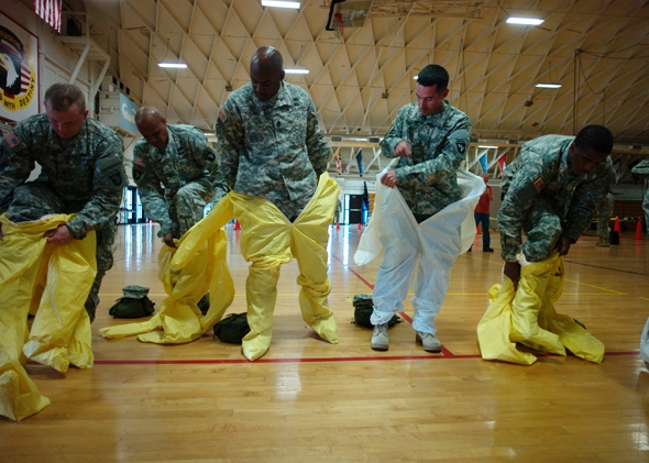 U.S. troops fighting Ebola will return from West Africa.  (Photo Credit: Google)