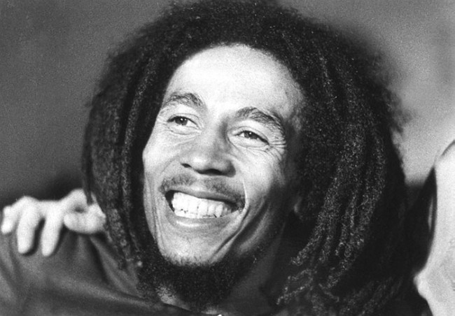 International superstar Bob Marley. (Google)