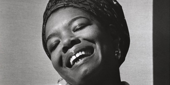 Dr. Maya Angelou (Photo: Google Images)