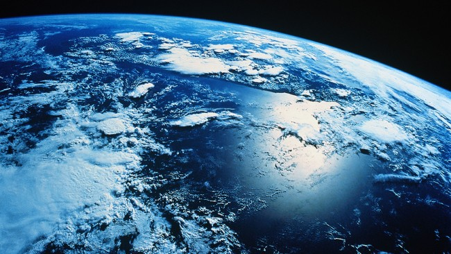 Planet Earth. (Google Images)