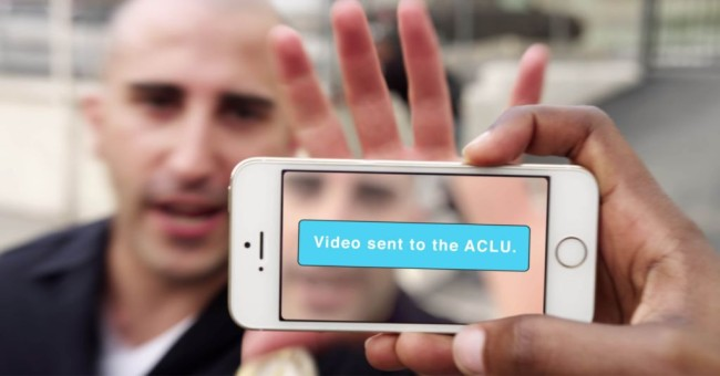 ACLU of Michigan has launched a social justice mobile app. (Photo: Google Images)
