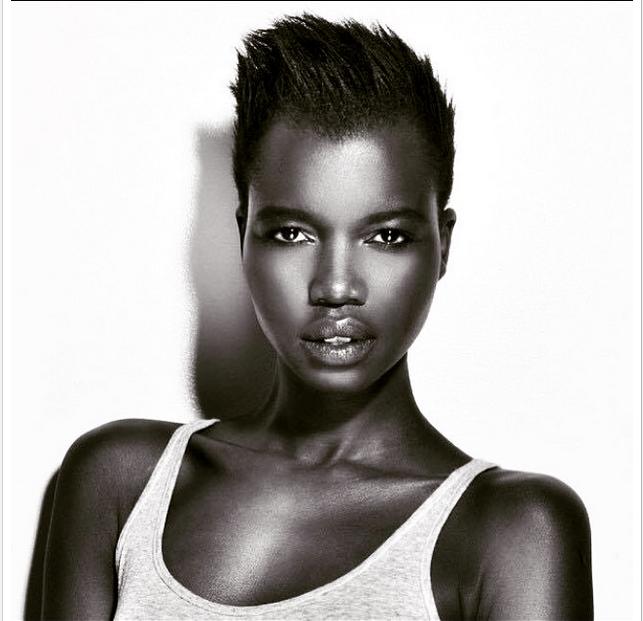 Model and humanitarian Nykhor Paul. (Photo: Instagram)