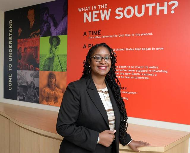 Brenda Tindal has been named historian of the Levine Museum of the New South. (Photo: The Charlotte Observer)