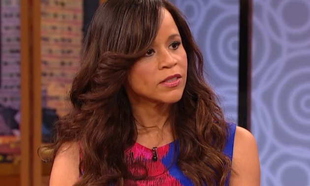 Former 'the View' host  Rosie Perez.  (Photo Google Images)