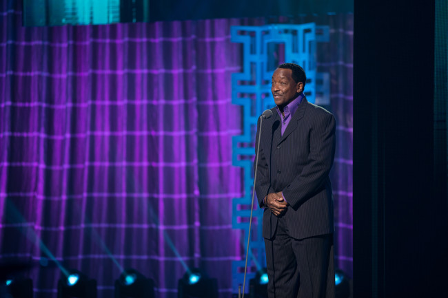 Veteran radio and television personality Donnie Simpson appears at National Action Network's sixth annual Triumph Awards (Photo Credit: TV One).
