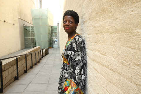 Thelma Golden is Director and Chief Curator of The Studio Museum in Harlem. (Google Images)