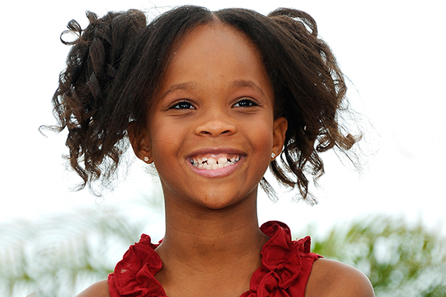 Academy Award nominated actress Quvenzhané Wallis, 12, has inked a four-book deal. (Photo: Google Images)