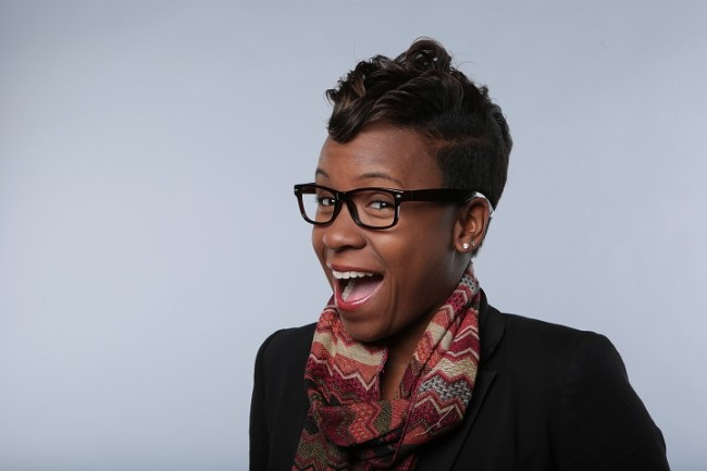 Stephanie Lampkin has created Blendoor, a job app designed to eliminate hiring bias in the tech industry. (Photo: Google Images)