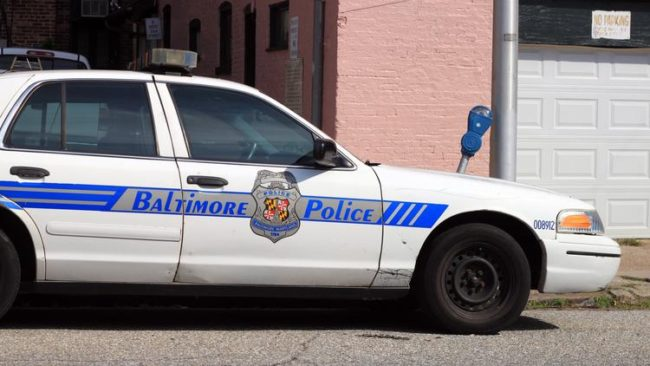 A photo of a Baltimore Police Department vehicle. (Photo: Google Images)