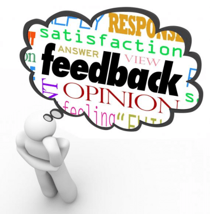 Necessity of feedback-Importance of feedback