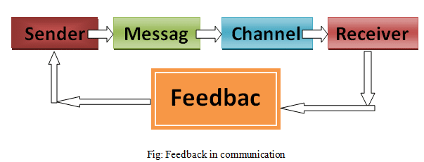 What is communication feedback