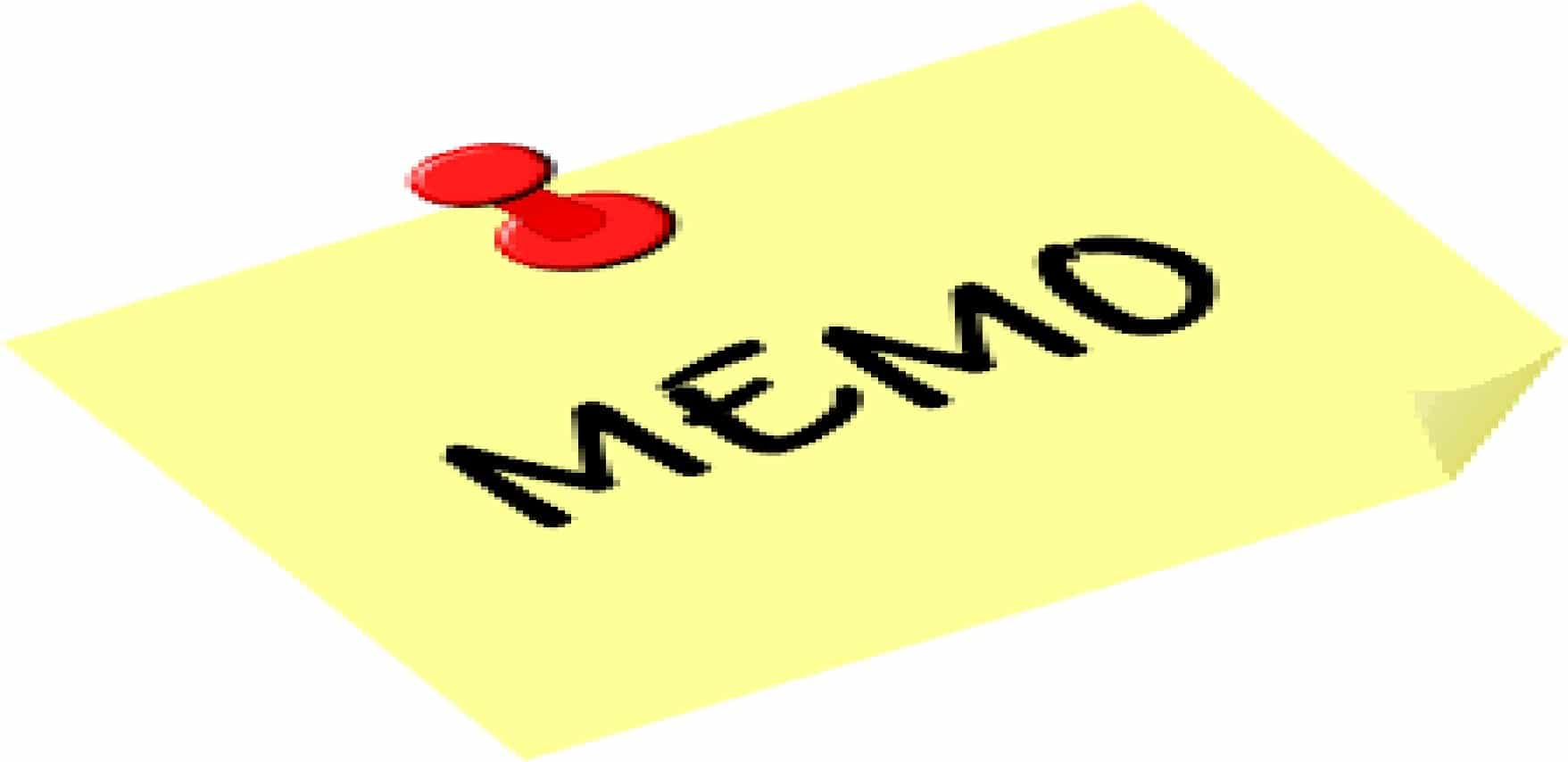 Meaning of Memo-What is Memo-Features of Memo