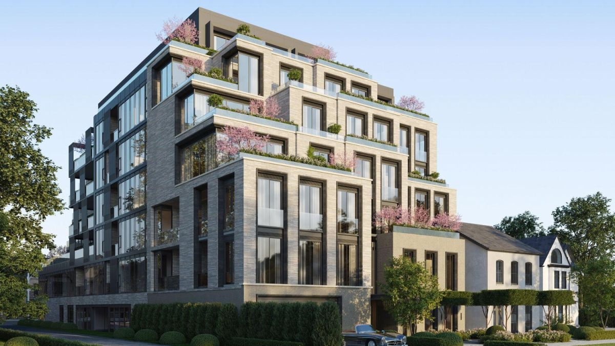 Mansion-sized $15 million Yorkville Penthouse coming soon