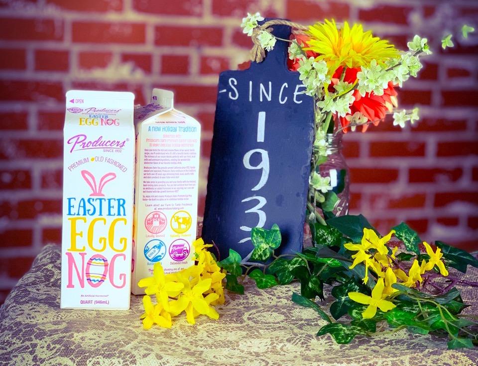 Producers Easter Egg Nog photo
