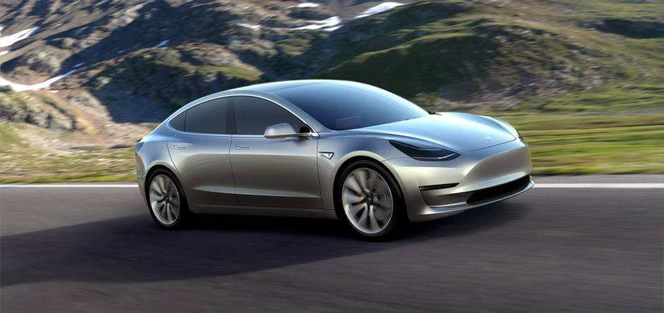 Tesla Model 3 – Rise of the Machines