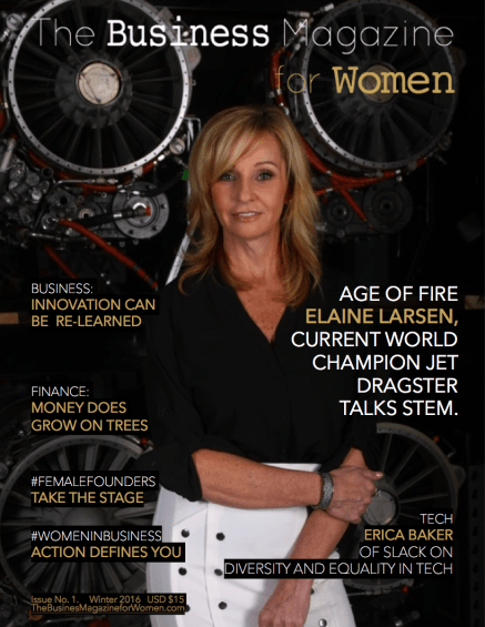 The Mission of The Business Magazine for Women