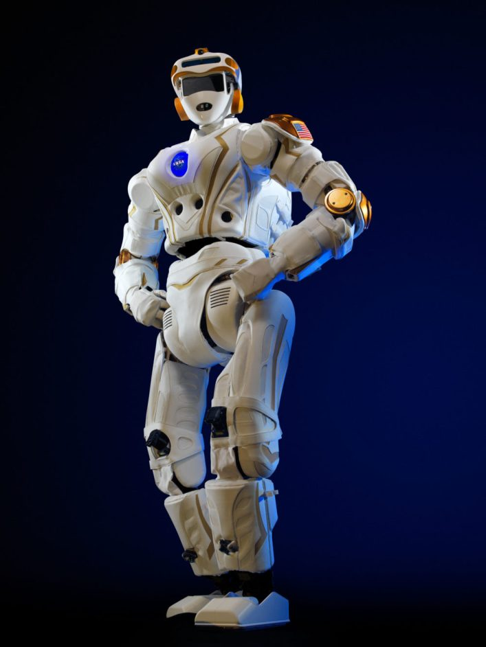 Robots and A.I. are taking over the World
