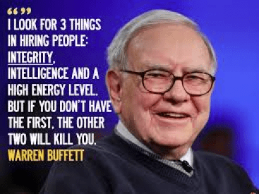 Warren Buffett1