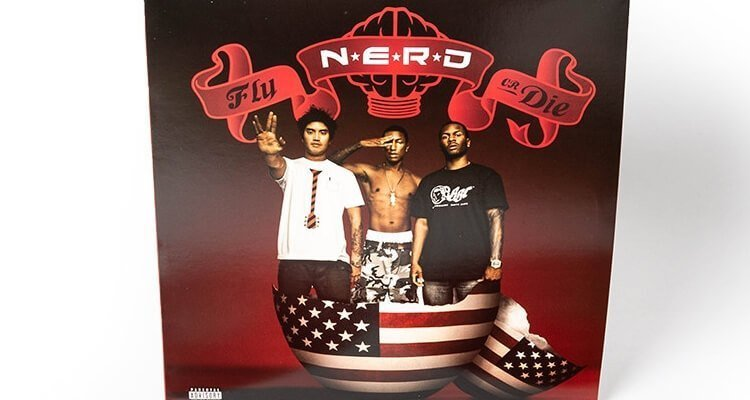 Urban Legends Reissues N*E*R*D's Sophomore Album 'Fly Or Die'