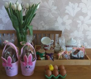 make Easter special holiday homes guests