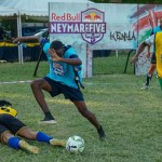 Talent FC Wins The Hotly-Contested Neymar JR's Five