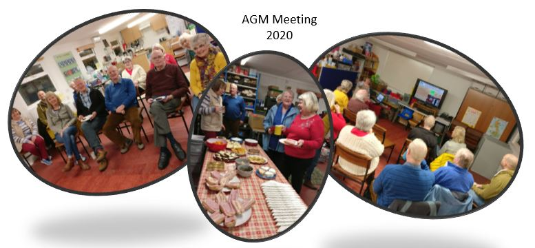 AGM 2020 at the Turbary Resource Centre