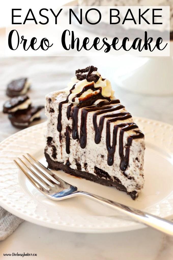 Resepi Oreo Cheesecake - Resepi Bergambar
