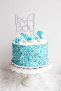 Baby Boy Sprinkle Shower Ideas