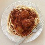 delicious homemade sapghetti sauce