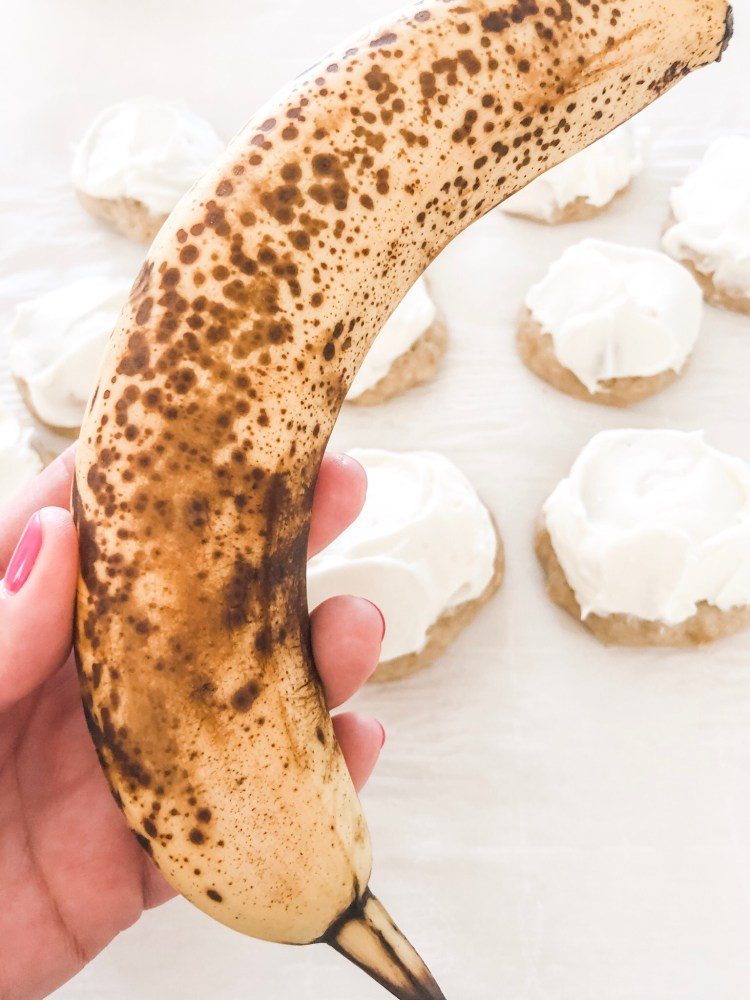 Ripe Banana-perfect for baking