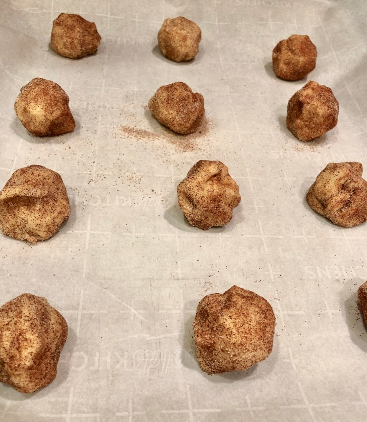 MAKE THESE COOKIES! Simple Snickerdoodles!