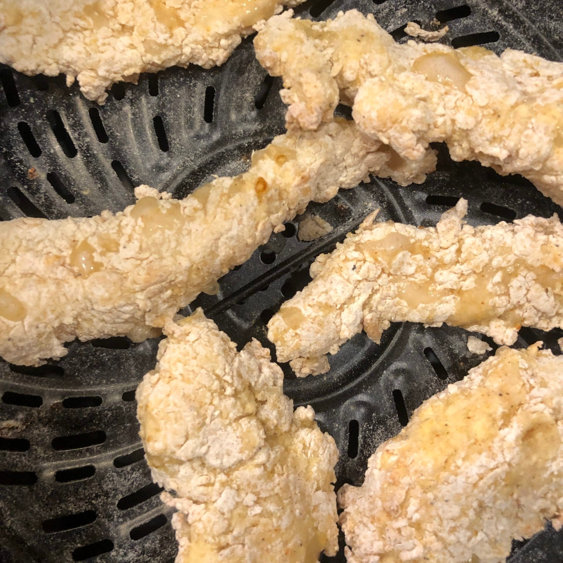Air Fryer Chicken Strips