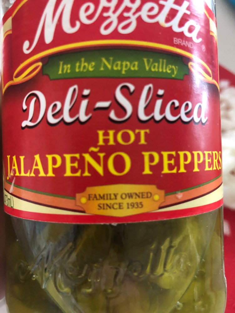 Cooper's Salsa - jalapenos used for recipe
