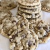 The BEST Oatmeal Chocolate Chip Cookies | The Butcher's Wife