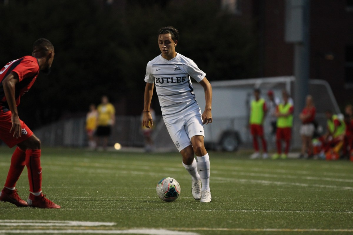 Mens Soccer Wins Big East Championship with Tie Against