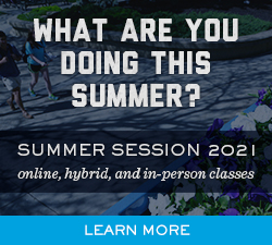 Butler 2021 Summer Session