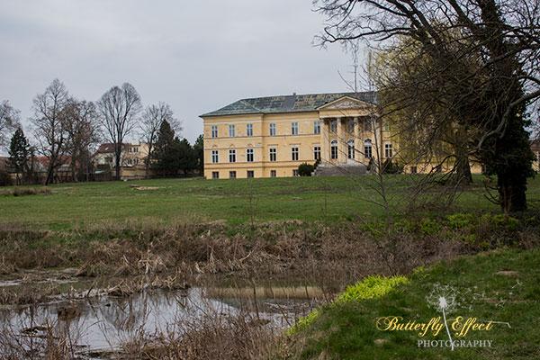 Dolná Krupá Manor - house