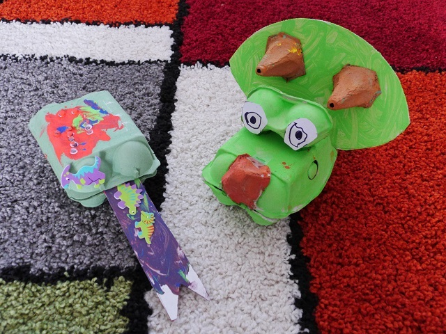 Dinosaur Crafts 2