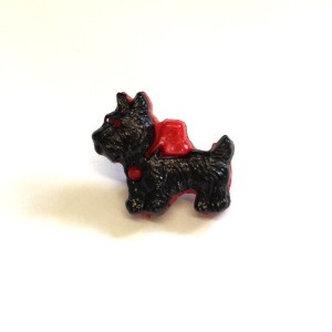 scottie dog buttons